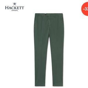 Hackett Green Chino Pant